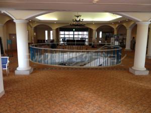 ラ・ヴィスタゴルフリゾート クラブハウス