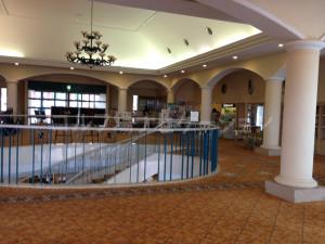ラ・ヴィスタゴルフリゾート クラブハウス館内