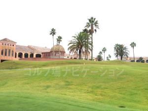 ラ・ヴィスタゴルフリゾート クラブハウス外観