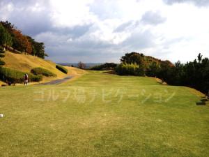 オリエンタルゴルフ倶楽部_アウトコース_1-3