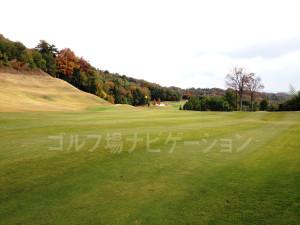 オリエンタルゴルフ倶楽部_アウトコース_1-4
