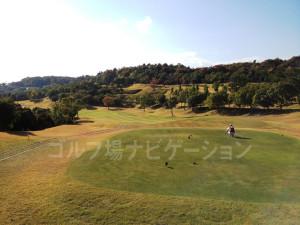 オリエンタルゴルフ倶楽部_インコース_10番グリーン