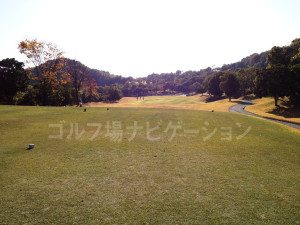 オリエンタルゴルフ倶楽部_INコース_11番ホール_ティグランド
