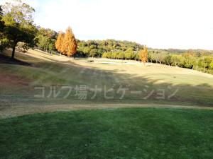 オリエンタルゴルフ倶楽部_INコース_12番ティグランド