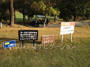 オリエンタルゴルフ倶楽部_インコース_13番ミドルホール
