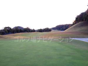 オリエンタルゴルフ倶楽部_インコース_17番ロングホール