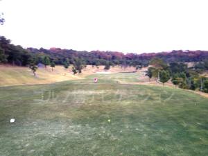 オリエンタルゴルフ倶楽部_INコース_18番ティグランド