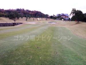 オリエンタルゴルフ倶楽部_インコース_18-3