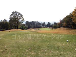 オリエンタルゴルフ倶楽部_アウトコース_2番ショートホール-2