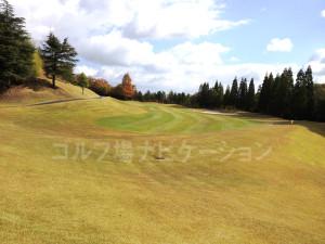 オリエンタルゴルフ倶楽部_アウトコース_3-4