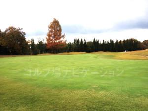 オリエンタルゴルフ倶楽部_アウトコース_3-5