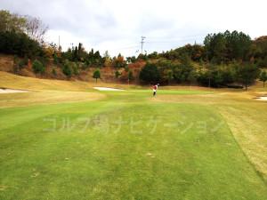 オリエンタルゴルフ倶楽部_アウトコース_4-5