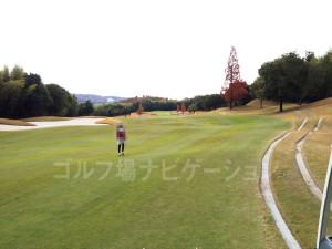 オリエンタルゴルフ倶楽部_アウトコース_8-5