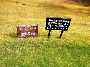 オリエンタルゴルフ倶楽部_アウトコース_9番ホール-1