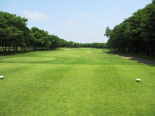 苫小牧ゴルフリゾート72 エミナゴルフクラブ 西コース9番ホール
