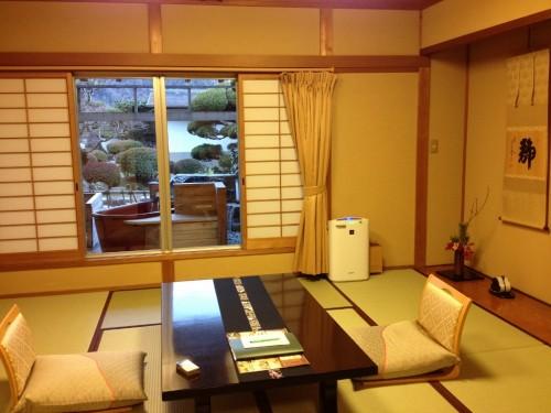 湯郷温泉 季譜の里 客室露天風呂付きの部屋