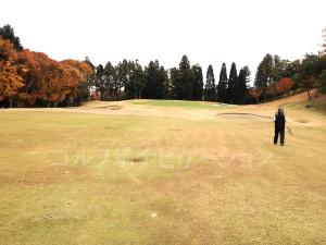 箕面ゴルフ倶楽部_インコース_10-4