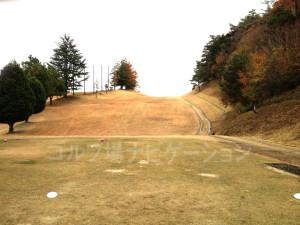 箕面ゴルフ倶楽部_インコース_12番ティグランド