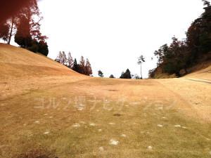 箕面ゴルフ倶楽部_インコース_12-3