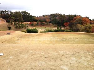 箕面ゴルフ倶楽部_インコース_13番ティグランド