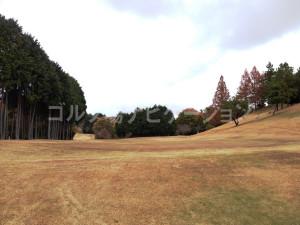 箕面ゴルフ倶楽部_インコース_18-3