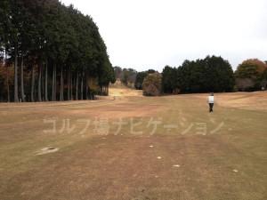 箕面ゴルフ倶楽部_インコース_18-4