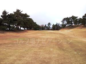 箕面ゴルフ倶楽部_アウトコース_3-4