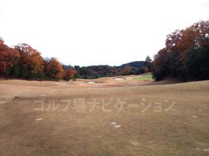 箕面ゴルフ倶楽部_アウトコース_5-5