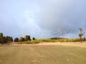箕面ゴルフ倶楽部_アウトコース_7-4