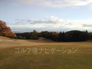 箕面ゴルフ倶楽部_アウトコース_7-5