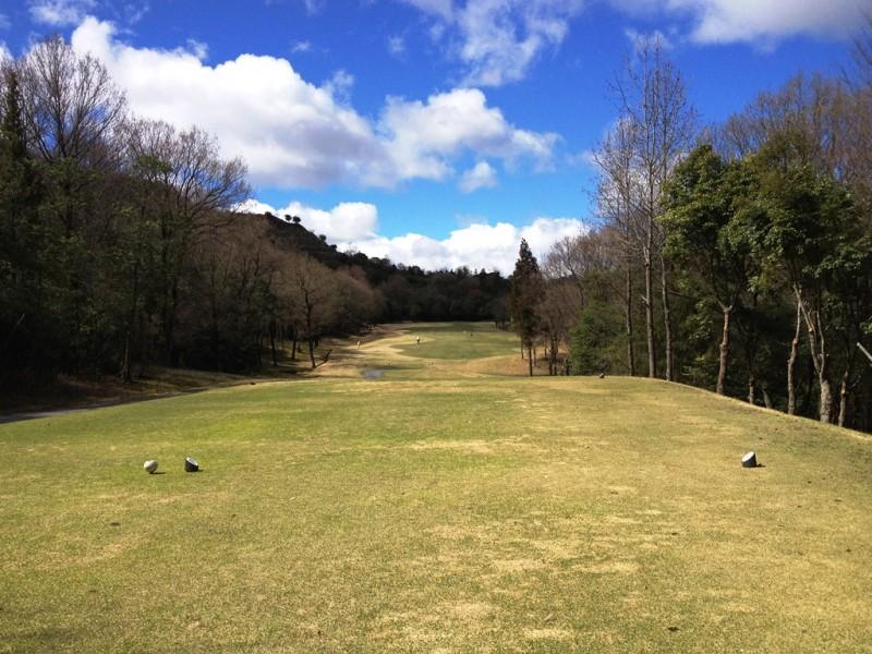 龍野クラシックゴルフ倶楽部 11番ホール フラット