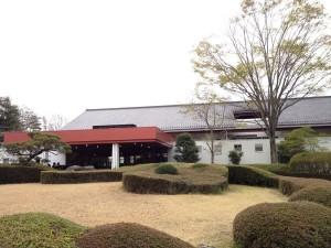 久米カントリークラブ-クラブハウス外観