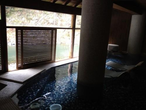 八景の大浴場