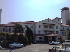 川奈ホテル外観