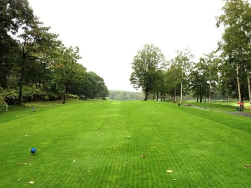 ニセコビレッジゴルフコース10番ホール