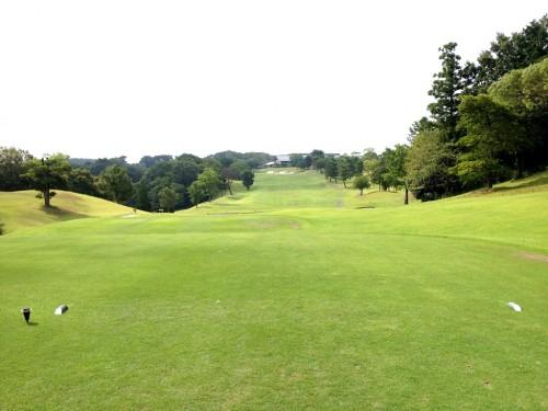 霞ゴルフクラブ18番ホール