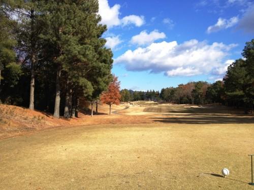 六甲国際ゴルフ倶楽部 東コース18番ホール