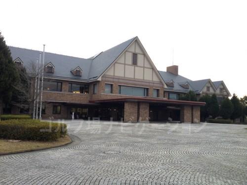 東条パインバレーゴルフクラブ クラブハウス