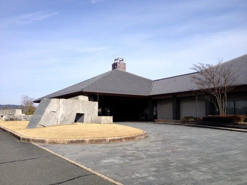 奈良若草カントリー倶楽部 クラブハウス