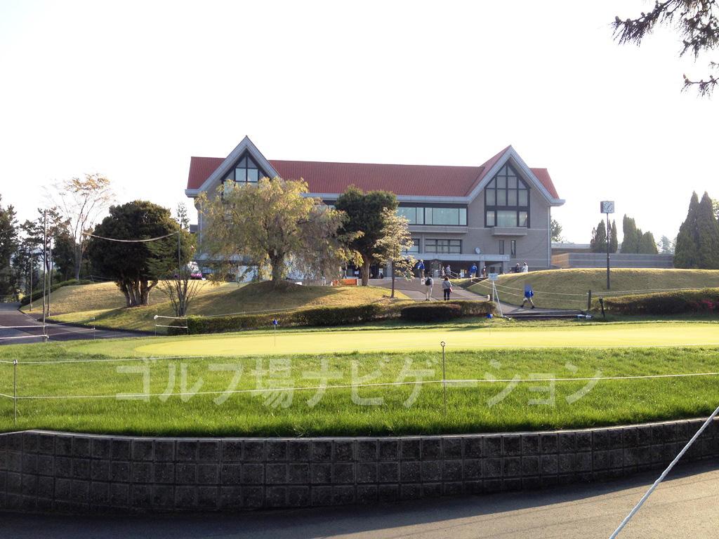 つるやオープントーナメント 山の原ゴルフクラブ