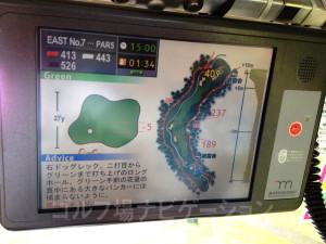 7番ホール_コースガイド