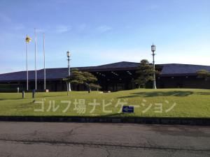 タラオCCクラブハウス外観(1)