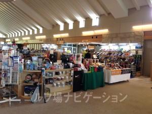 富士OGMゴルフクラブ小野コースのゴルフショップ