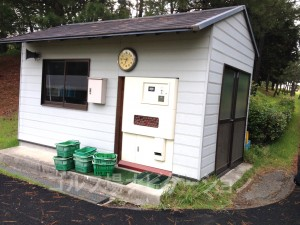 富士小野ゴルフクラブ 練習場