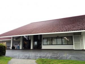 播州東洋ゴルフ倶楽部クラブハウス外観(2)