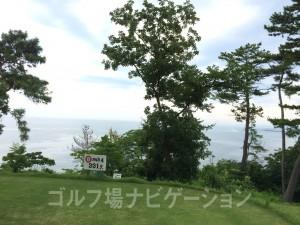 シーサイドコースなので大阪湾が随所で見れます。