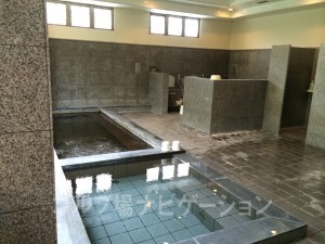 水風呂あり