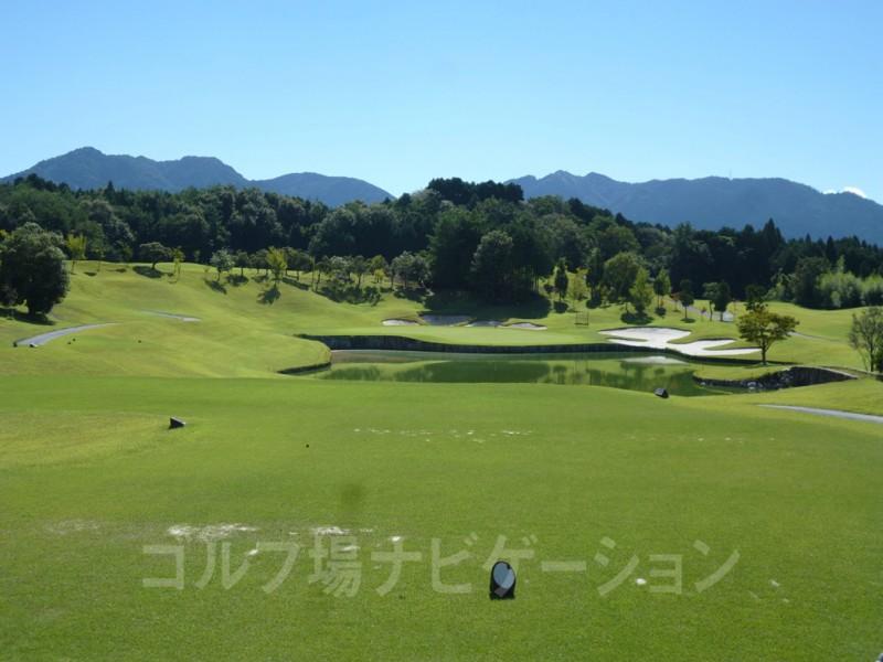 富士スタジアムゴルフ倶楽部 北コース 17番ホール