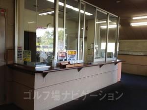 富士スタジアム北コースのマスター室