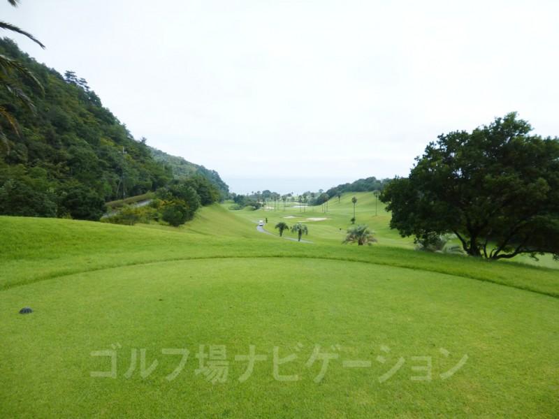 Kochi黒潮カントリークラブ 太平洋コース